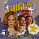 buffy the vampire slayer - once more with feeling CD 2002 rounder 23 tracks used mint
