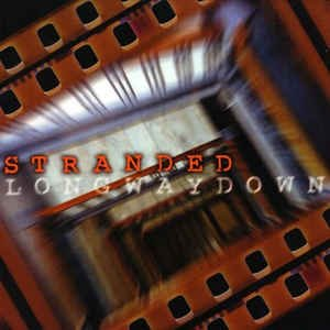 stranded - long way down CD 1999 volcom stoneboardwear 11 tracks used mint