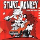 stunt monkey - [self-titled] CD 2003 transmission RT 12 tracks used mint