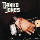 danko jones - we sweat blood CD 2005 razor & tie 14 tracks used mint