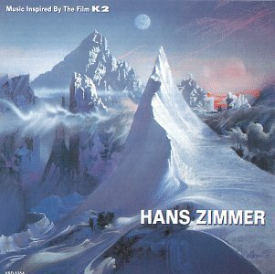 hans zimmer - music inspired by the film K2 CD 1991 varese sarabande used mint