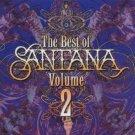 santana - best of santana volume 2 CD 2000 sony 14 tracks used mint