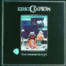 eric clapton - no reason to cry CD 1976 polygram 11 tracks used mint