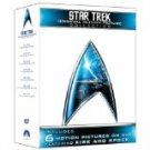 star trek original motion picture collection DVD 7-discs 2009 paramount used mint