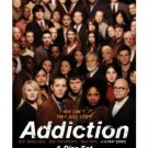 addiction DVD 4-discs 2007 HBO used mint