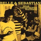 belle & sebastian - dear catastrophe waitress CD 2003 rough trade 12 tracks used mint