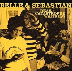 belle & sebastian - dear catastrophe waitress CD 2003 rough trade 12 tracks used mint