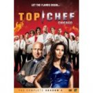 top chef chicago - complete season 4 DVD 4-discs 2010 bravo media NBC used mint