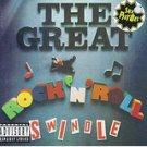 sex pistols - great rock n roll swindle CD 1979 warner 23 tracks used mint