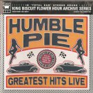 humble pie - greatest hits live CD 2003 king biscuit flower hour 10 tracks used mint