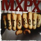 mxpx - let's rock CD side one dummy 12 tracks used mint