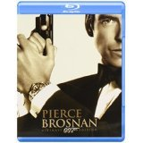 pierce brosnan - ultimate 007 james bond collection bluray 3-discs 2012 MGM used mint