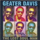 geater davis - lost soul man CD 2-discs AIM australia 25 tracks new