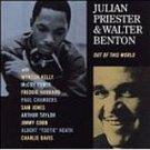 julian priester & walter benton - out of this world CD 2001 milestone fantasy 13 tracks