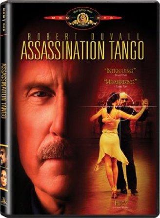 assassination tango - robert duvall DVD 2003 MGM used mint