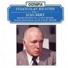sviatoslav richter vol.5 schubert piano sonata no.19 + 21 CD 1993 olympia used mint