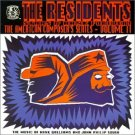 residents - stars & hank forever CD 1985 - 2000 east side digital 11 tracks used mint