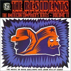 residents - stars & hank forever CD 1985 - 2000 east side digital 11 tracks used mint