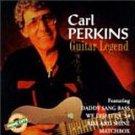 carl perkins - guitar legend CD 1994 retro music 10 tracks used mint