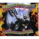 molly hatchet - paying tribute CD collectors dream records 13 tracks used mint