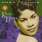 best of ruth brown - rocking' in rhythm CD 1996 rhino atlantic 23 tracks used mint