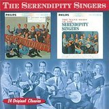 serendipity singers - serendipity / many sides of CD 1999 collectables polygram 24 tracks used mint