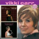 vikki carr - it must be him / for once in my life CD 2002 EMI collectables 25 tracks used mint