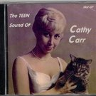 cathy carr - teen sound of cathy carr CD 1997 made in EEC 32 tracks used mint