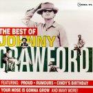 johnny crawford - best of johnny crawford CD 1994 del-fi 24 tracks used mint