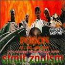 poison clan featuring ruff town mob - strait zooms CD 1995 warlock 16 tracks used mint
