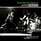 active goddo - under my hat volume 1 CD 2-discs 2008 bullseye loose lizard 32 tracks used mint