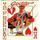 goddo - king of broken hearts CD 1992 MMS mausoleum 11 tracks used mint