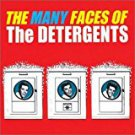 detergents - many faces of the detergents CD 1998 rhino collectables 12 tracks used mint