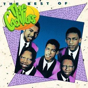 the cadillacs - best of the cadillacs CD 1990 rhino 18 tracks used mint