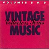 vintage music collectors series volumes 5 & 6 - various artists CD 1986 MCA 20 tracks used mint