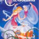 Walt Disney's Cinderella - Black Diamond Classic VHS Hamilton Luske Clyde Geronimi Wilfred used