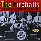 best of the fireballs - original norman petty masters CD 1992 ace 25 tracks used mint