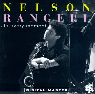 nelson rangell - in every moment CD 1992 grp 10 tracks used mint
