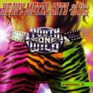youth gone wild - heavy metal hits of the '80s volume 2 CD 1996 rhino 14 tracks used mint