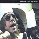 NRBQ - atsa my band CD 2002 big notes 14 tracks used mint