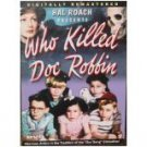 who killed doc robbin - hal roach presents DVD slimcase 2004 digiview 55 minutes used