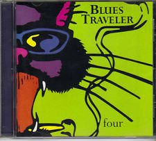 blues traveler - four CD 2-discs 1994 A&M used mint
