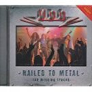 u.d.o. - nailed to metal CD 2003 AFM King japan 12 tracks used