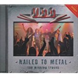 u.d.o. - nailed to metal CD 2003 AFM King japan 12 tracks used