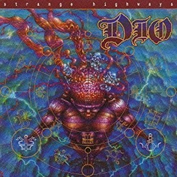 D.I.O. - strange highways CD 1993 mercury vertigo 2016 universal japan 11 tracks used mint