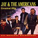 jay & the americans - greatest hits CD 1994 curb 10 tracks used mint