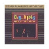 b b king - live at the regal GOLD CD 1985 mobile fidelity sound lab 10 tracks used