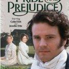 pride & prejudice - colin firth _ jennifer ehle DVD 2-discs 2001 A&E used mint