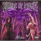 cradle of filth - midian CD 2000 koch music for nations 12 tracks used mint