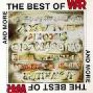 war - best of war CD 1987 avenue rhino 13 tracks used mint